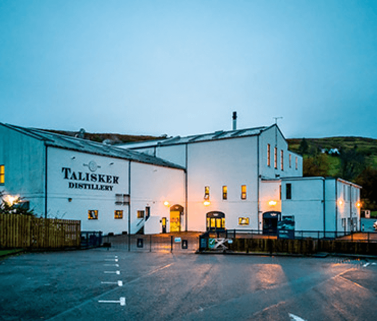 Isle odSkye – domov skotské whisky