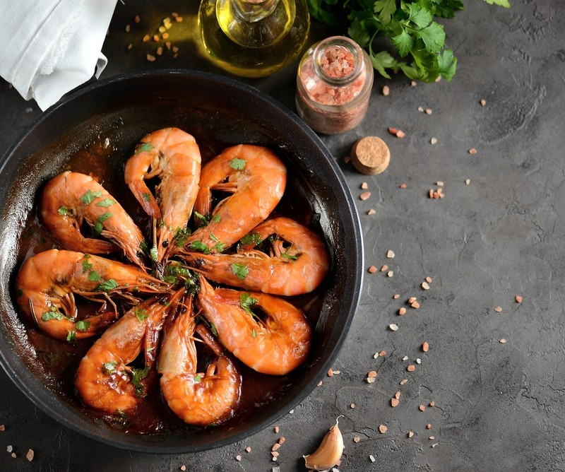 Krevety: oblíbená pochoutka v přímořských státech