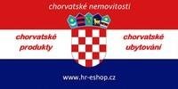 Chorvatské produkty a cestování
